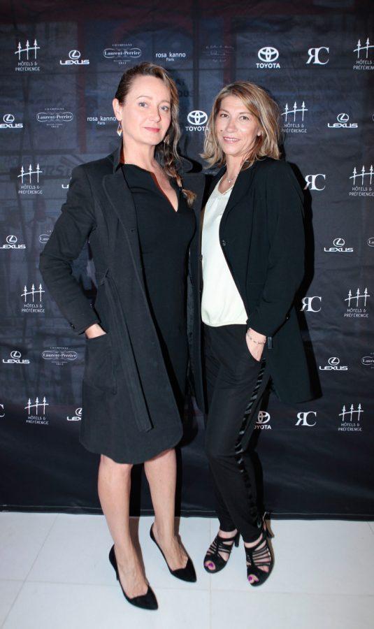 Celebrity Marketing : Lancement du Guide Hôtels & Préférence avec Julie Ferrier...
