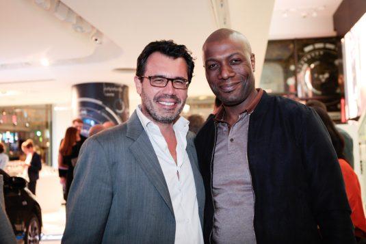 Celebrity Marketing : Lancement du Guide Hôtels & Préférence avec Harry Roselmack et Eric Ritter