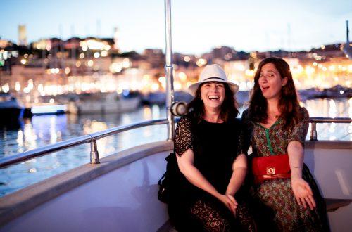 Ambiance Festival de Cannes – Yacht le Sud