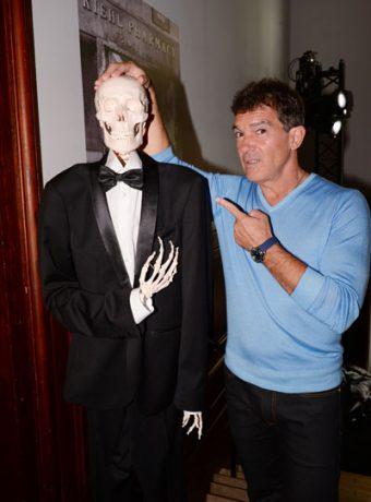 Festival du film Américain de Deauville : Antonio Banderas & MR Bones