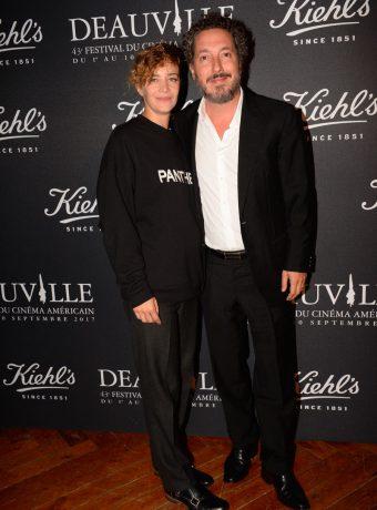 Festival du film Américain de Deauville : Celine Sallette et Guillaume Gallienne