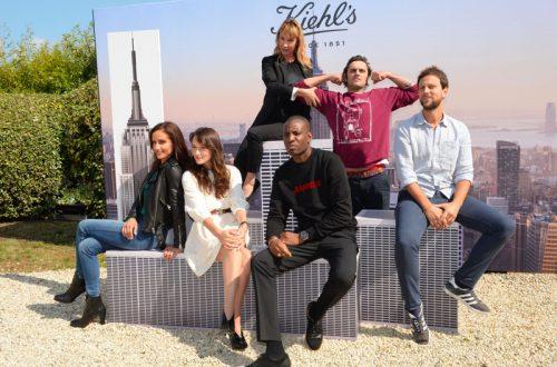Festival du film Américain de Deauville : Jury Prix Kiehl's de la revelation 2017