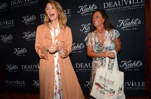 Festival du film Américain de Deauville : Laura Dern et Anne Gaëlle Kerdranvat
