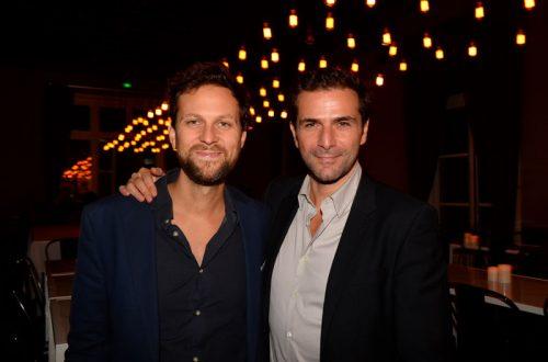 Festival du film Américain de Deauville : Pierre Rochefort & Gregory Fitoussi