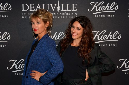 Festival du film Américain de Deauville : Vanessa Guide et Caroline Anglade